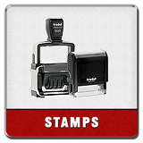 Self-Inking Traditional and Pre-Inked Stamps